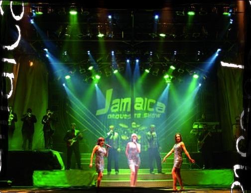 Orquesta Jamaica Show Band