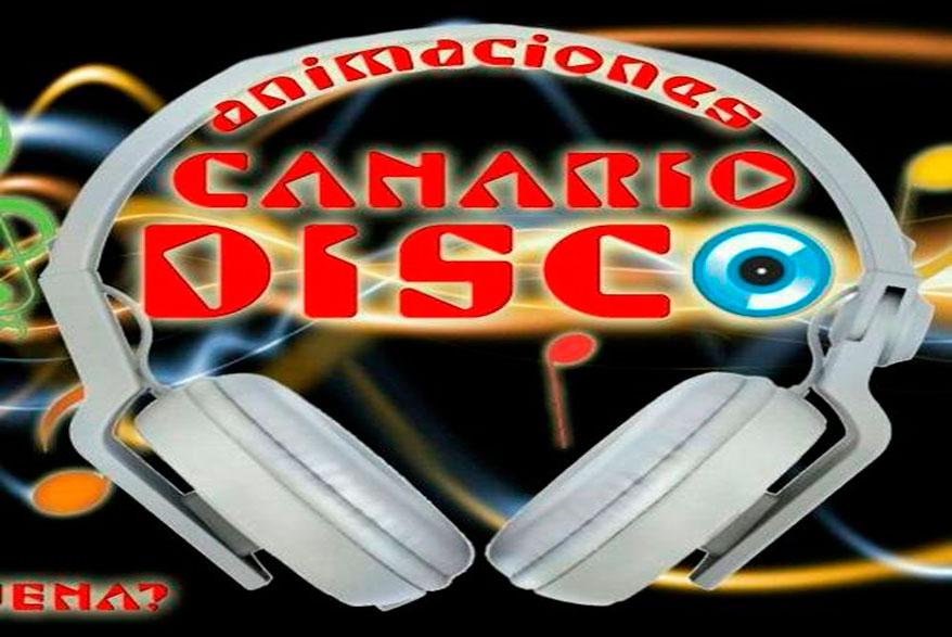 Disco Movil Canario